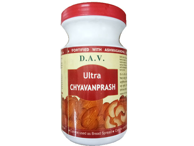 DAV Ultra Chyavanprash(Dry Fruit based)